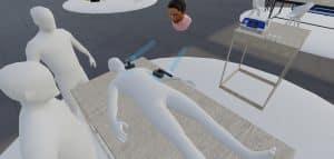 Virtual reality toepassing bhv