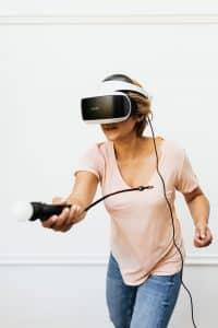 Virtual-reality-toepassingen